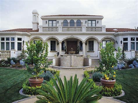 mediterranean home plans Modern House