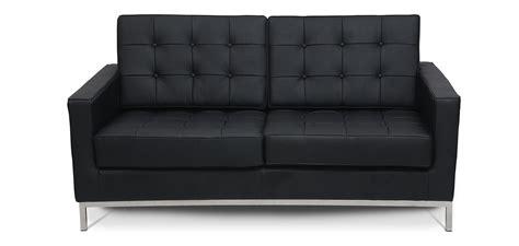 canapé simili cuir 2 places canape 2 places simili cuir maison design modanes com