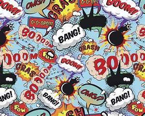 Comic Pop Wallpaper Mural