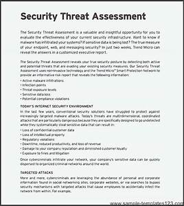 network security assessment template sample templates With network security assessment template