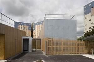 Centre Medico Social Nimes : centre m dico social trignac 44 dlw architectes ~ Dailycaller-alerts.com Idées de Décoration