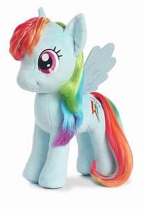 "Aurora World My Little Pony/Rainbow Dash Pony/13"" Plush NEW!"