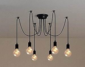 Amazon Luminaire Suspension : accessoires luminaires douilles ~ Teatrodelosmanantiales.com Idées de Décoration