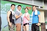 陈展鹏来马拍摄《星级健康2》 与大马前国手黄宗翰和Astro用户切磋球艺 Ruco Chan vs Wong Choong Hann - i'm saimatkong
