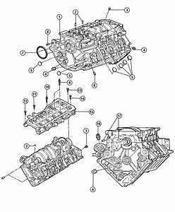 Chrysler Aspen Engine  Short Block  Crew Cab  New Part For