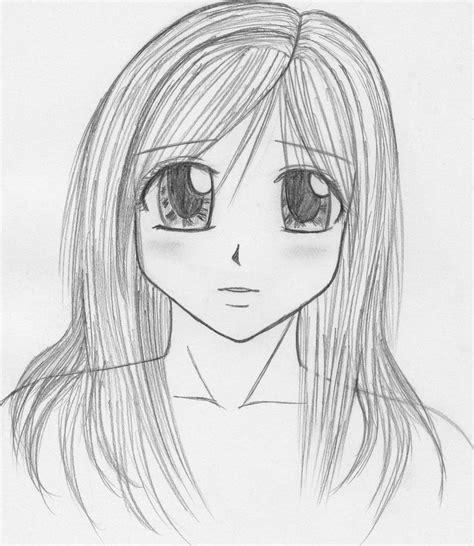 dessin facile fille comment dessiner fille