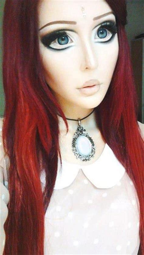 halloween doll face makeup ideas  modern fashion blog