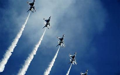 Air Force F16 Usaf Thunderbirds Wallpapers Autism
