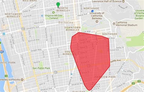 power outage affects   pge customers