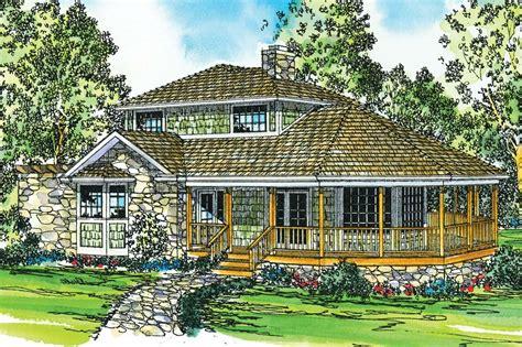 Cape Cod House Plan #169-1035