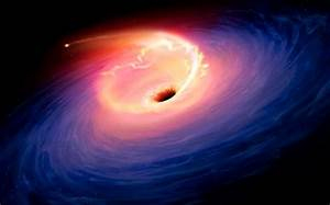 When galaxies collide, black holes eat! | Space | EarthSky