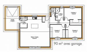 cuisine construire une maison individuelle moderne immo With plans de maisons individuelles gratuits
