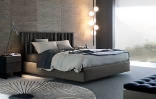 schlafzimmer einrichten 3d arca bed contemporary bedroom by poliform usa