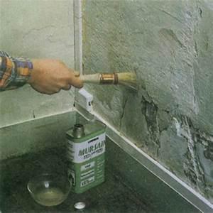 Produit Contre L Humidité : murs humides les traitements ~ Premium-room.com Idées de Décoration