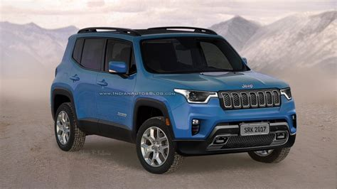 Jeep Renegade Photo by Will The Next Jeep Renegade Look Like This