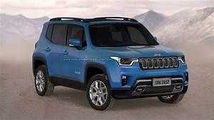 Nouvelle Jeep Renegade : will the next jeep renegade look like this ~ Medecine-chirurgie-esthetiques.com Avis de Voitures