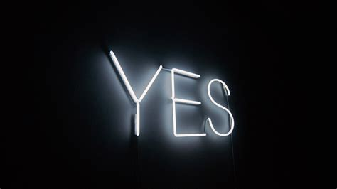 The Choice Between Yes And No
