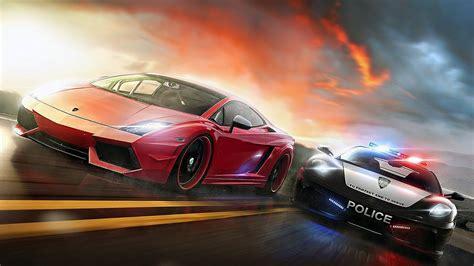 Driver San Francisco  Lamborghini Police Chase Youtube