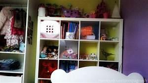 Chambre Fille Ikea : etagere ikea chambre fille deco 2 mes doudoux et compagnie blog de maman ~ Teatrodelosmanantiales.com Idées de Décoration