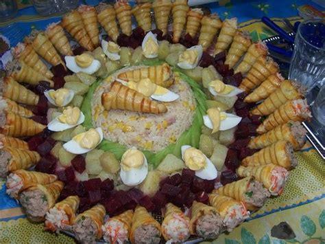 cuisine de basma salade composé et cornet couzinaaa