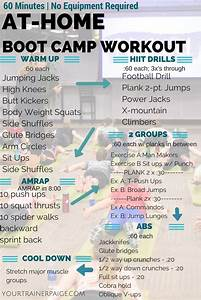 Naked  Juice  Boot Camp Workout - No Equipment Required