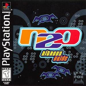 N2O: Nitrous Oxide Box Shot for PlayStation - GameFAQs
