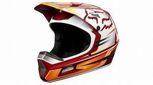 Fox Rampage Comp Dh Helmet Full Face Size Xl 61 62cm