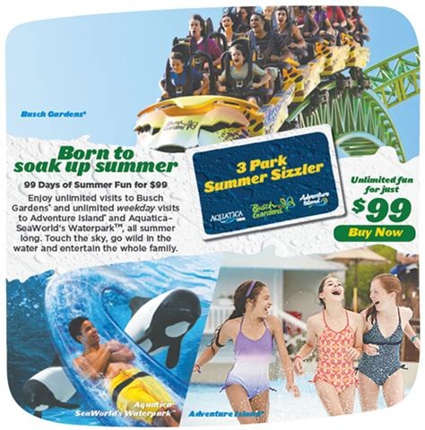Busch Gardens Tickets Florida Resident Florida Resident