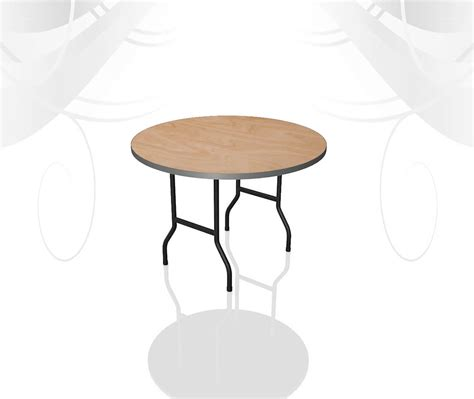 3 foot round table 3ft round cake table furniture4events