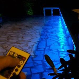 strip led 12v rgb smd 5050 en 60 leds m au meilleur prix With carrelage adhesif salle de bain avec flexible led strip