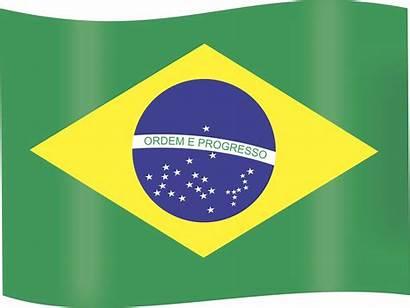 Brazil Flag Brasilia Pixabay Yellow
