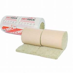Laine De Roche Anti Feu : rouleau en laine de roche avec pare vapeur pour isolation ~ Dailycaller-alerts.com Idées de Décoration