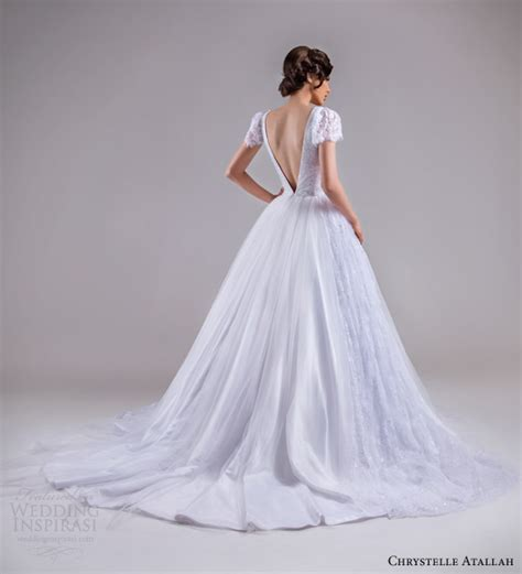 Puffy Ball Gown Wedding Dresses Fairy Tale