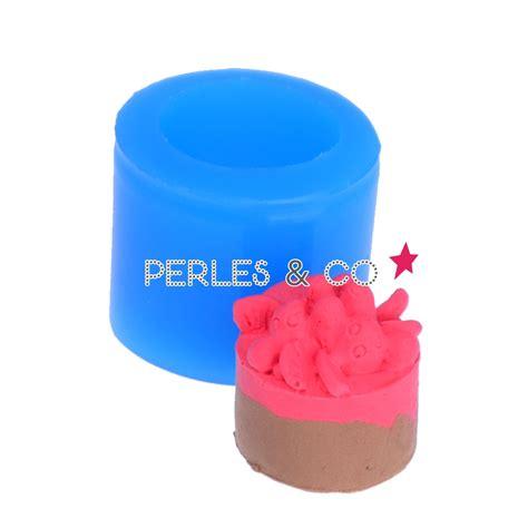 pate gateau pour moule silicone mini moule silicone pour p 226 te polym 232 re et p 226 te de m 233 tal 21 2x17 9 perles co