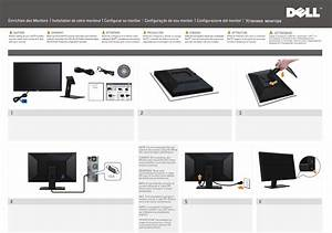 Dell E2210h Monitor Diagrama De Configura U00e7 U00e3o User Manual