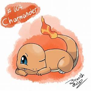 Charmander by Marix20 on DeviantArt