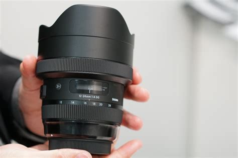Sigma 12 24mm f/4 DG HSM Art Lens now In Stock ! Canon Deal