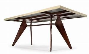 Table Jean Prouvé : em table vitra ~ Melissatoandfro.com Idées de Décoration