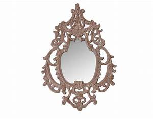 Grand Miroir Baroque : grand miroir baroque en bois vical home ~ Teatrodelosmanantiales.com Idées de Décoration