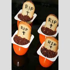 Halloweenrezepte Ideen Für Gruseliges Halloweenessen