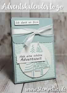 Adventskalender To Go Basteln : adventskalender to go ii advent weihnachten pinterest adventskalender adventskalender ~ Orissabook.com Haus und Dekorationen