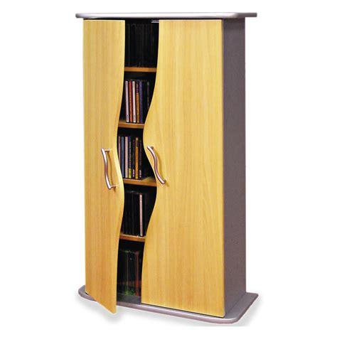 armoire de bureaux armoire wave pour cds et dvds mobil meubles