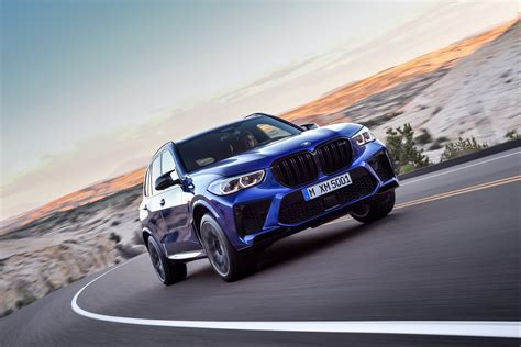 BMW X5 M Competition Launched In India, Price Starts At ...