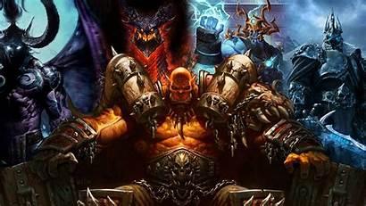 Warcraft Draenor Warlords Wow Fantasy Wallpapers Desktop