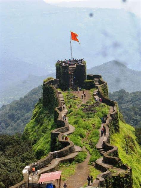 pratapgarh fort satara district maharashtra incredible