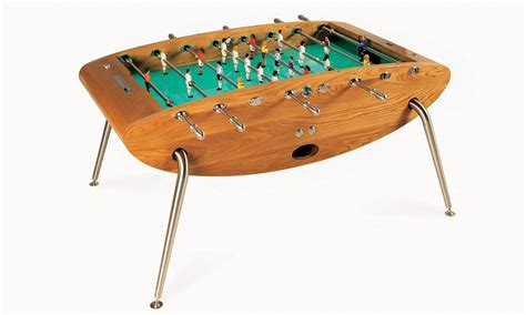 A Peerless Spin On Table Football
