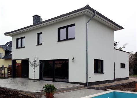 Stadtvilla Mit Garage Und Carport  Gloyna Hausbau Gmbh