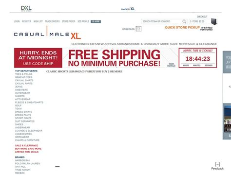 casual xl coupons casual discount codes