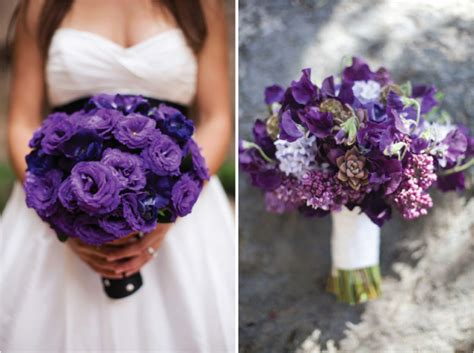 Best Guides For A Perfect Purple Wedding