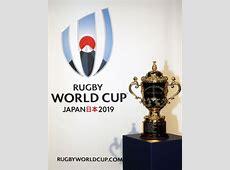 RUGBY Copa del Mundo 2019 Japón presenta el logo y las